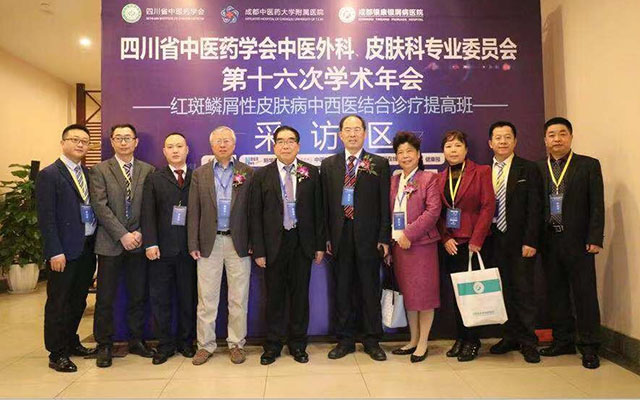 我院王喜文受邀参加四川省中医药学第十六次学术年会